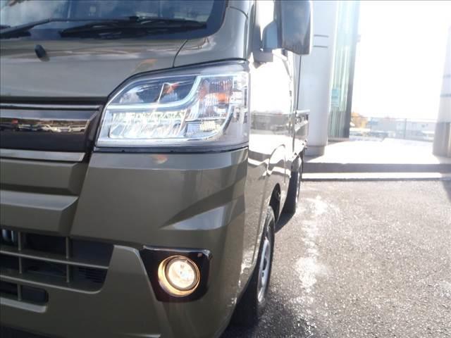 グランドキャブ4WD社外メモリーナビ地デジLEDヘッドライト(18枚目)