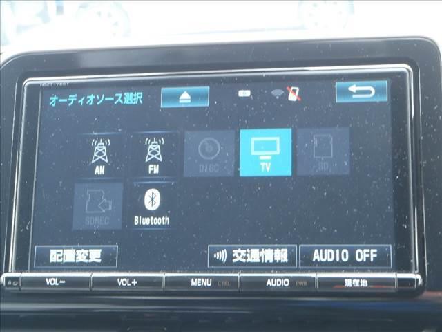 G純正9インチSDナビトヨタセーフティセンスTRDフルエアロ(12枚目)