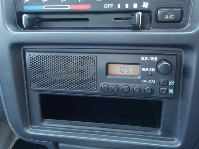 KCエアコン・パワステ 純正AM/FMラジオ F5速MT ヘッドライトレベライザー 荷台マット(48枚目)