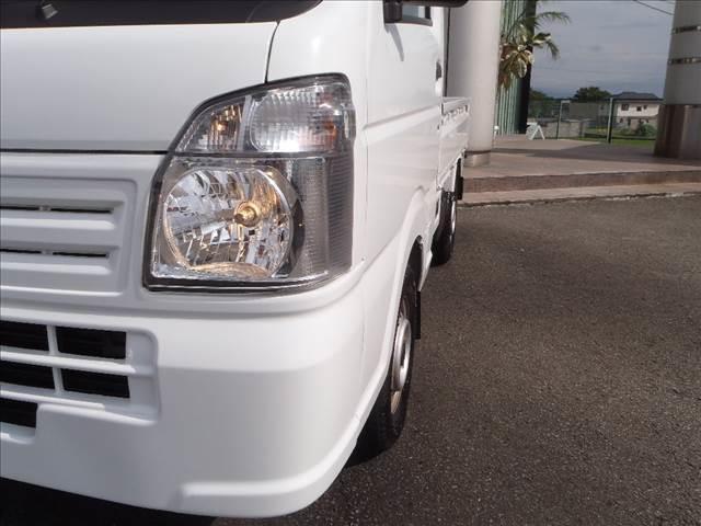 KC 切替4WD 純正AM/FMラジオ ヘッドライトレベライザー ABS ダブルエアバッグ 純正ラバーマット(18枚目)