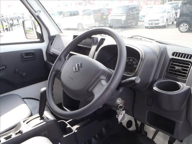 KC 切替4WD 純正AM/FMラジオ ヘッドライトレベライザー ABS ダブルエアバッグ 純正ラバーマット(23枚目)