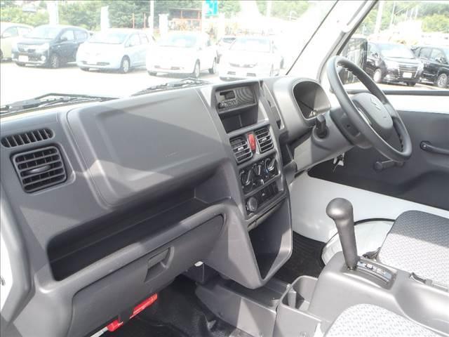 KC 切替4WD 純正AM/FMラジオ ヘッドライトレベライザー ABS ダブルエアバッグ 純正ラバーマット(24枚目)
