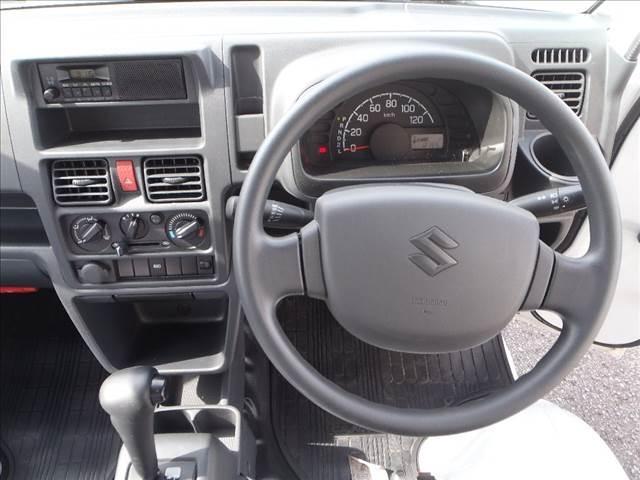 KC 切替4WD 純正AM/FMラジオ ヘッドライトレベライザー ABS ダブルエアバッグ 純正ラバーマット(26枚目)