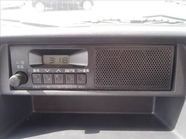 KC 切替4WD 純正AM/FMラジオ ヘッドライトレベライザー ABS ダブルエアバッグ 純正ラバーマット(27枚目)