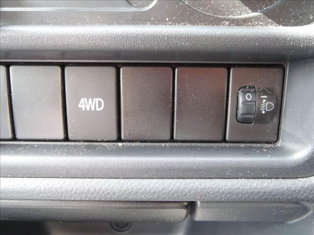 KC 切替4WD 純正AM/FMラジオ ヘッドライトレベライザー ABS ダブルエアバッグ 純正ラバーマット(29枚目)