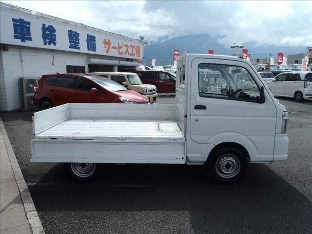 KC 切替4WD 純正AM/FMラジオ ヘッドライトレベライザー ABS ダブルエアバッグ 純正ラバーマット(43枚目)