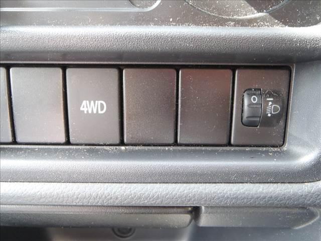KC 切替4WD 純正AM/FMラジオ ヘッドライトレベライザー ABS ダブルエアバッグ 純正ラバーマット(61枚目)