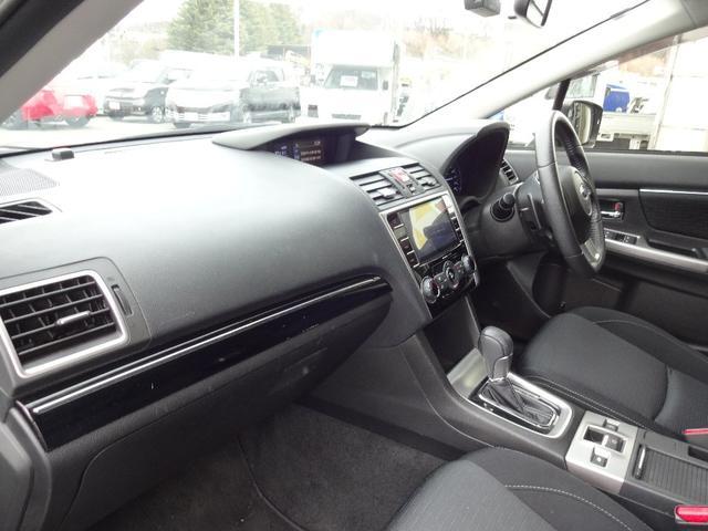 1.6GTアイサイト 4WD 純正ビルトインSDナビ フルセグ Bカメラ アイサイトVer3 全車速追従クルーズ パドルシフト LEDヘッドライト ビルトインETC 前席パワーシート コーナーソナー アイドリングストップ(36枚目)