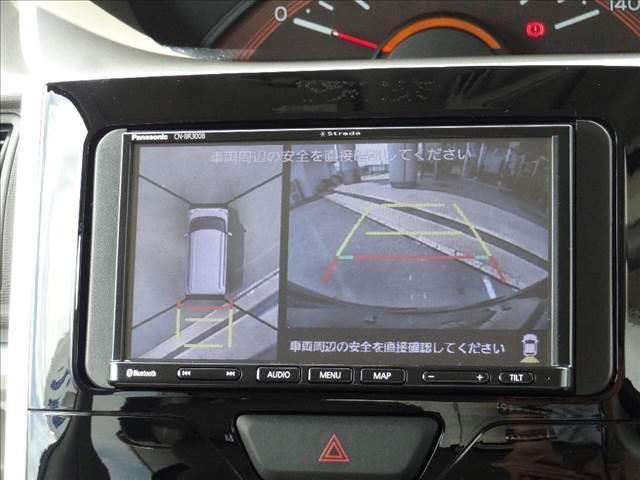 XリミテッドSAIII 4WD 社外メモリーナビ Bluetooth パノラマモニター スマートアシスト3 ワンタッチ両側パワスラ LEDヘッドライト オートハイビーム シートヒーター ETC オートリトラミラー VDC(14枚目)