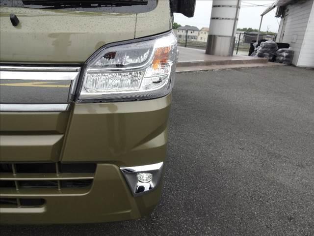 ハイルーフSAIIIt 4WD 届出済未使用車 スマートアシスト3 LEDヘッドライト&フォグランプ オートハイビーム キーレス 作業灯 レーンキープアシスト パーキングソナー VDC(17枚目)