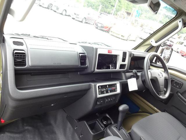 ハイルーフSAIIIt 4WD 届出済未使用車 スマートアシスト3 LEDヘッドライト&フォグランプ オートハイビーム キーレス 作業灯 レーンキープアシスト パーキングソナー VDC(34枚目)