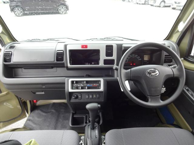ハイルーフSAIIIt 4WD 届出済未使用車 スマートアシスト3 LEDヘッドライト&フォグランプ オートハイビーム キーレス 作業灯 レーンキープアシスト パーキングソナー VDC(36枚目)