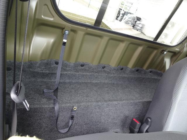 ハイルーフSAIIIt 4WD 届出済未使用車 スマートアシスト3 LEDヘッドライト&フォグランプ オートハイビーム キーレス 作業灯 レーンキープアシスト パーキングソナー VDC(62枚目)