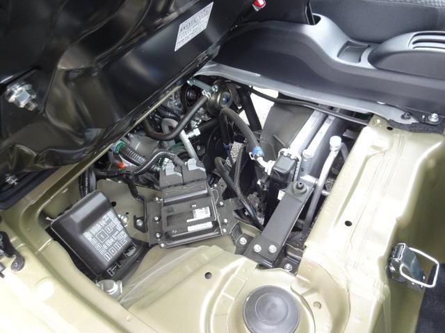 ハイルーフSAIIIt 4WD 届出済未使用車 スマートアシスト3 LEDヘッドライト&フォグランプ オートハイビーム キーレス 作業灯 レーンキープアシスト パーキングソナー VDC(63枚目)