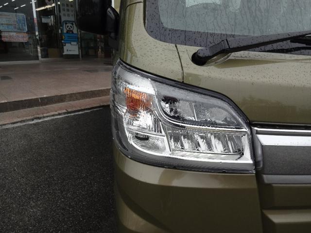 ハイルーフSAIIIt 4WD 届出済未使用車 スマートアシスト3 LEDヘッドライト&フォグランプ オートハイビーム キーレス 作業灯 レーンキープアシスト パーキングソナー VDC(65枚目)
