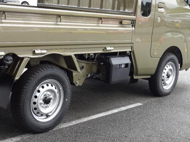 ハイルーフSAIIIt 4WD 届出済未使用車 スマートアシスト3 LEDヘッドライト&フォグランプ オートハイビーム キーレス 作業灯 レーンキープアシスト パーキングソナー VDC(71枚目)