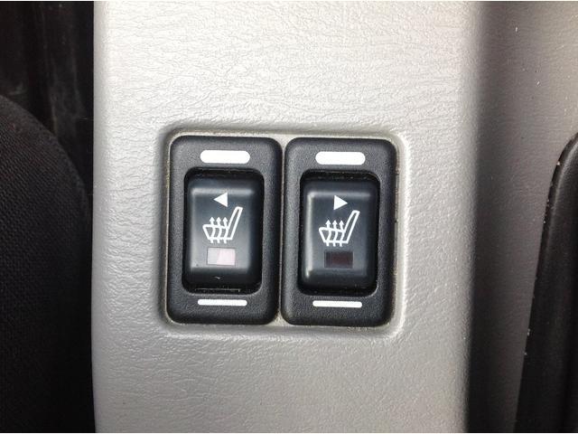 社外HDDナビ HID シートヒーター ハーフレザーシート パワーシート