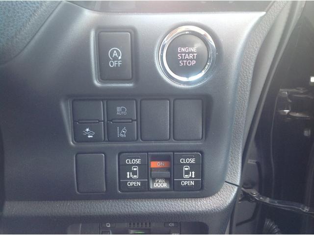 Gi トヨタセーフティセンス両側電動スライドドアLEDライト(18枚目)