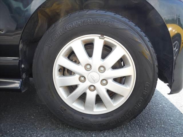 カスタムX4WDターボ純正エアロスタイル背面タイヤ(13枚目)