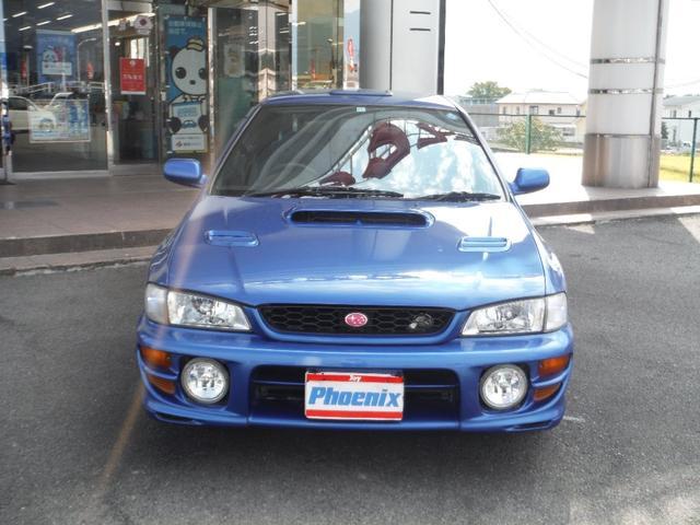 WRX RA STiバージョンVI LTD 2000台限定車(3枚目)