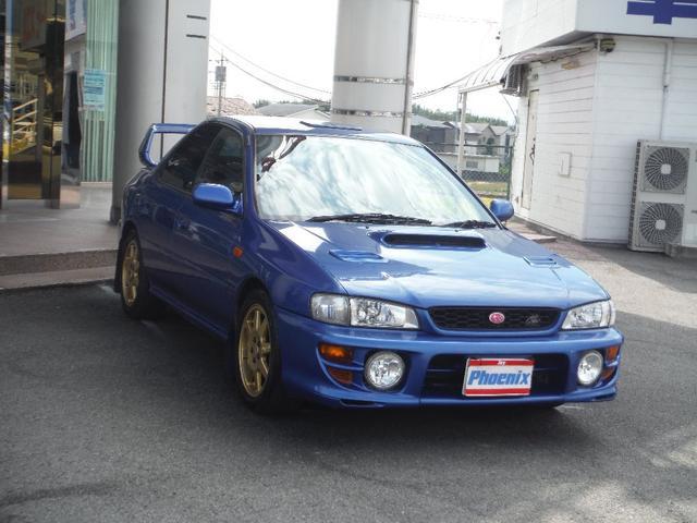 WRX RA STiバージョンVI LTD 2000台限定車(4枚目)