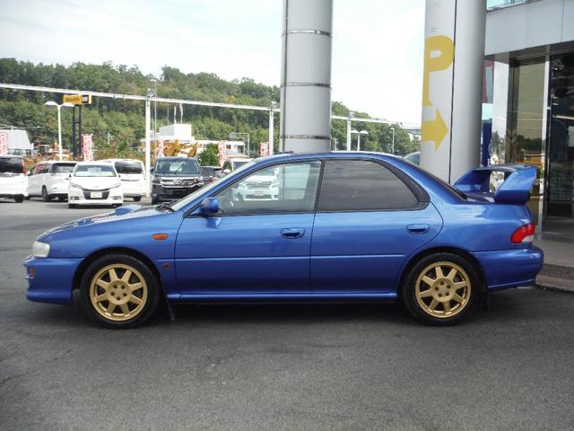WRX RA STiバージョンVI LTD 2000台限定車(9枚目)