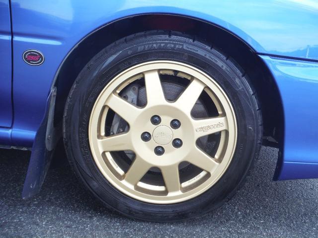 WRX RA STiバージョンVI LTD 2000台限定車(11枚目)