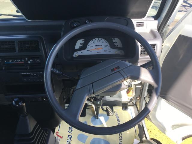 三菱 ミニキャブバン 5速マニュアル Wスライドドア
