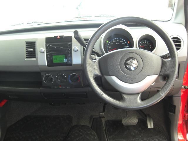 スズキ ワゴンR FX-Sリミテッド 純正フルエアロ 純正CD キーレス