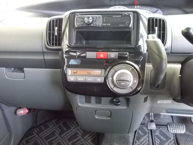 カスタムXリミテッド 左パワースライドドア 社外CD ABS(15枚目)