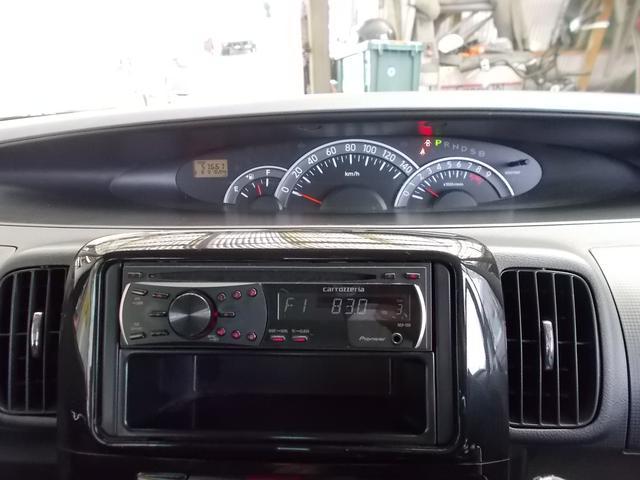 カスタムXリミテッド 左パワースライドドア 社外CD ABS(19枚目)