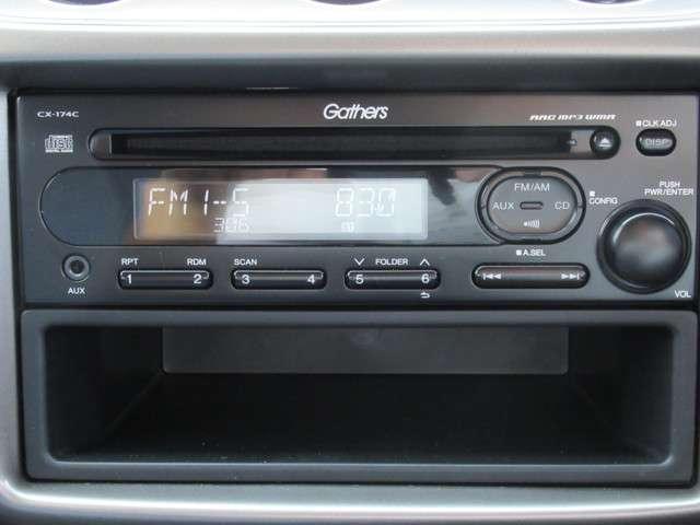 ホンダ アクティバン SDX Honda純正CDラジオオーディオ