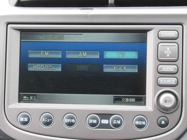 ホンダ フィット L HDDインターナビ バックモニタ ETC車載器