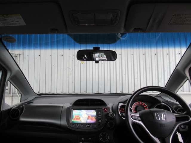 ホンダ フィット G ハイウェイエディション HondaHDDインターナビ バック
