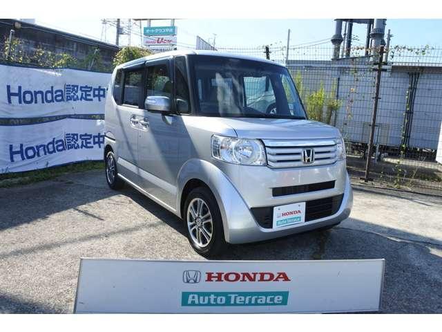 「ホンダ」「N-BOX」「コンパクトカー」「山梨県」の中古車4