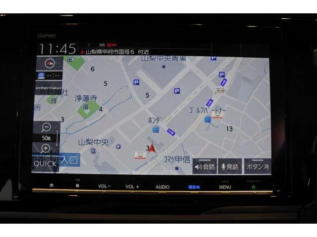 13G・L ホンダセンシング メモリーナビ リアカメラ ETC(13枚目)