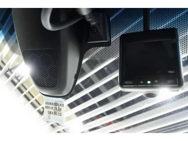ホンダアクセス純正ドライブレコーダー付き