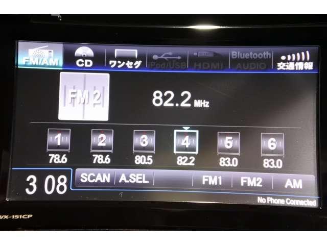 13G・Fパッケージ ディスプレイオーディオ リアカメラ(13枚目)