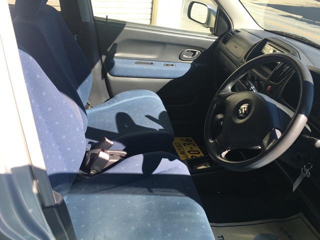 スズキ Kei Bターボ 4WD ターボ シートヒーター キーレス 14AW