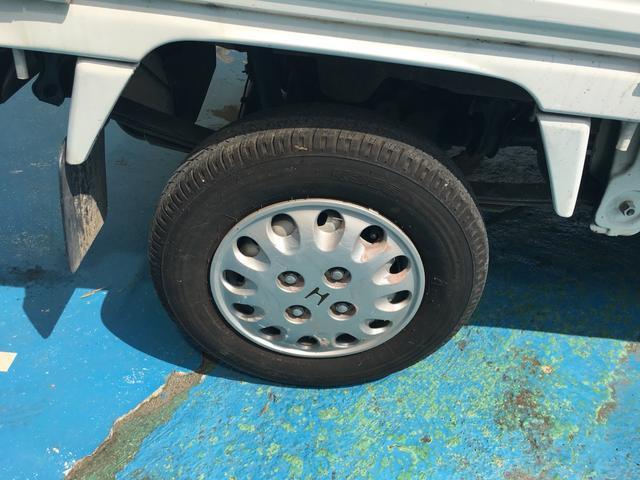 ホンダ アクティトラック SDX 4WD エアコン タイベル交換済 5速マニュアル