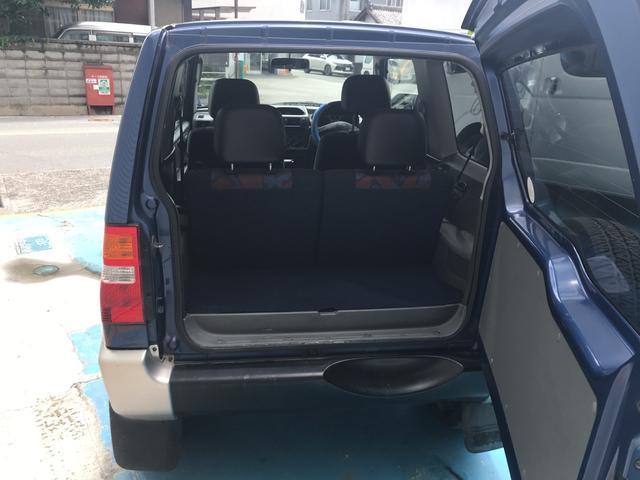 VR 4WD キーレス オートマ ターボ 16インチアルミ(10枚目)