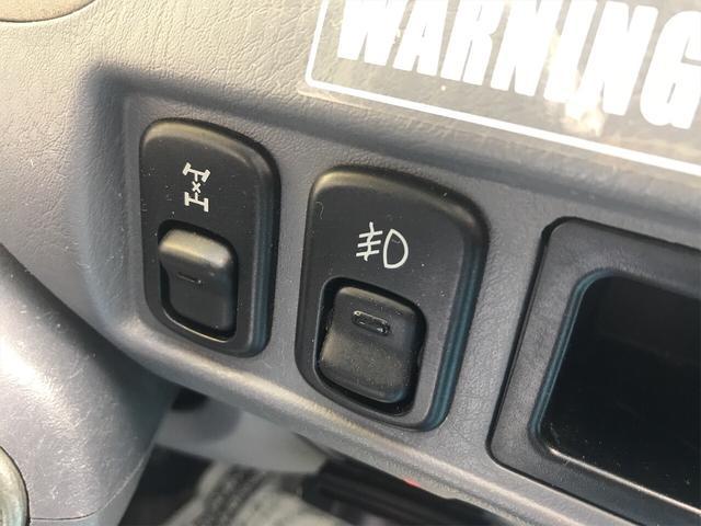 エアロダウン 4WD ターボ 5速MT 15インチアルミ(16枚目)