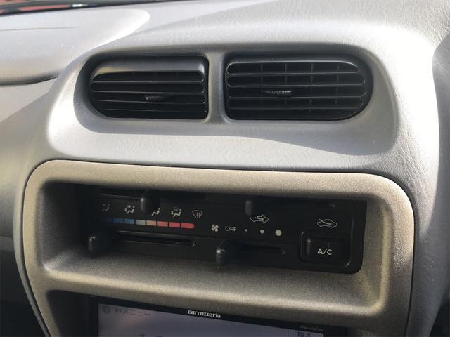 エアロダウン 4WD ターボ 5速MT 15インチアルミ(19枚目)