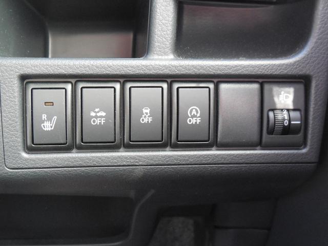 スズキ ワゴンR FZ シートヒーター