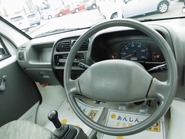 スズキ キャリイトラック KA 4WD  エアコン  Hi-Ro切替