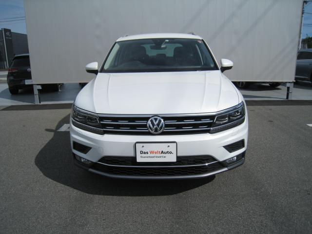 「フォルクスワーゲン」「VW ティグアン」「SUV・クロカン」「山梨県」の中古車2