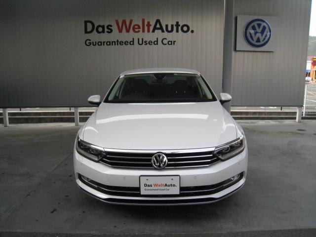 「フォルクスワーゲン」「VW パサート」「セダン」「山梨県」の中古車3