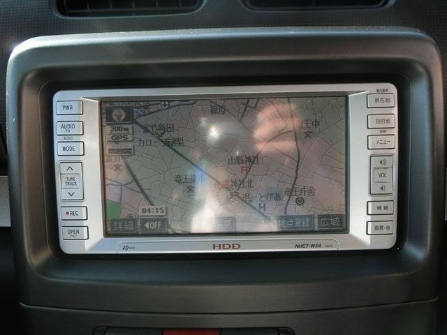 トヨタ ピクシススペース カスタム X HDDナビ ロングラン保証