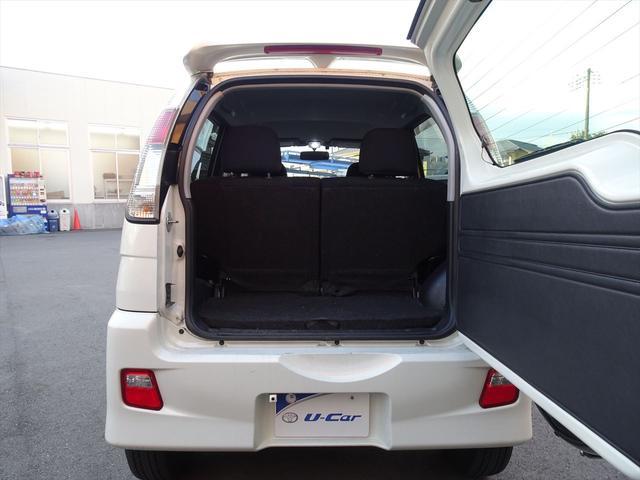 ダイハツ テリオスキッド カスタムX 4WD フルセグTV ロングラン保証