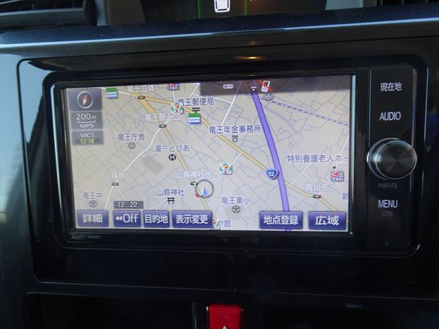 G S SAII 当社デモカー車 ナビTV ロングラン保証(14枚目)